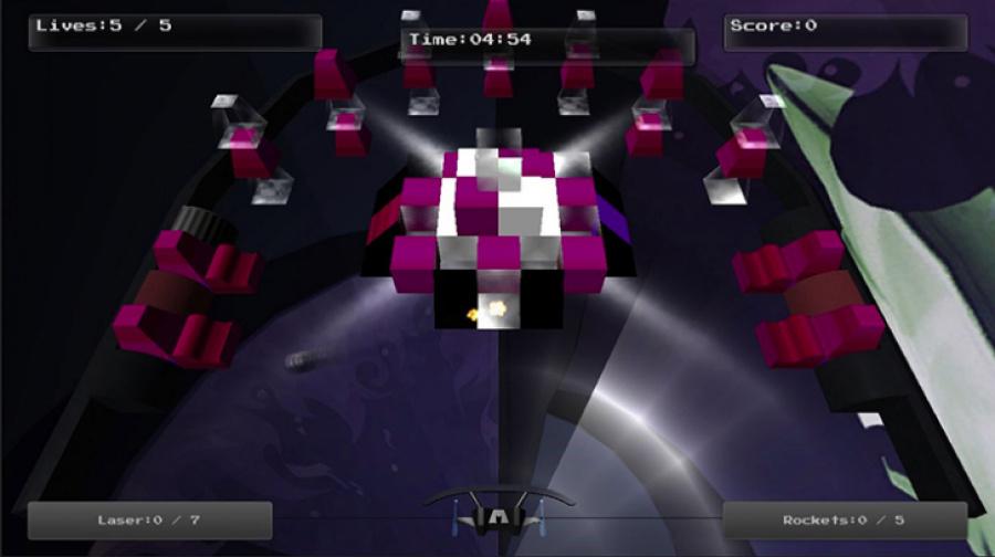 BrickBlast U! Review - Screenshot 1 of 2