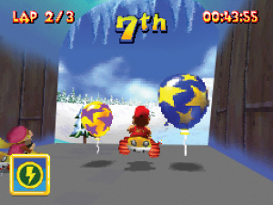 Diddy Kong Racing Review - Screenshot 1 of 3