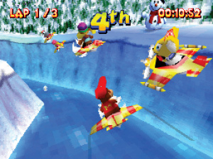 Diddy Kong Racing Review - Screenshot 1 of 3