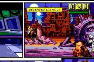 Comix Zone Screenshot