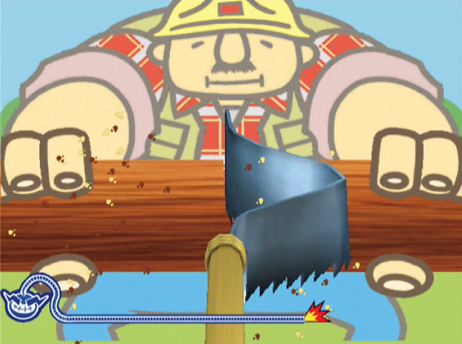 WarioWare Smooth Moves Review - Screenshot 1 of 5