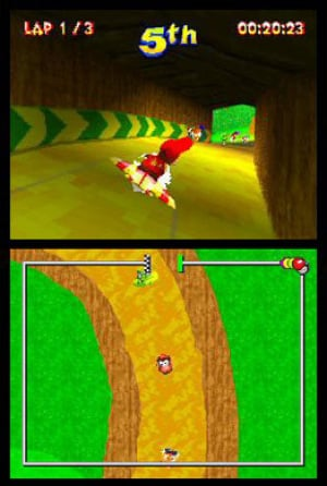 Diddy Kong Racing Review - Screenshot 2 of 3