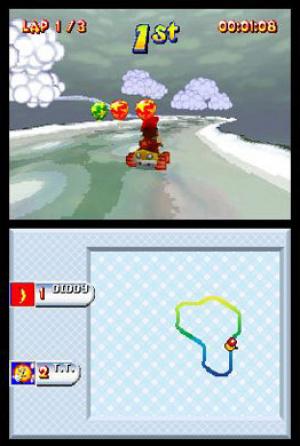 Diddy Kong Racing Review - Screenshot 2 of 3