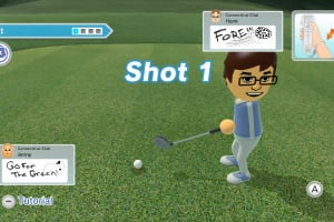 Wii Sports Club Screenshot