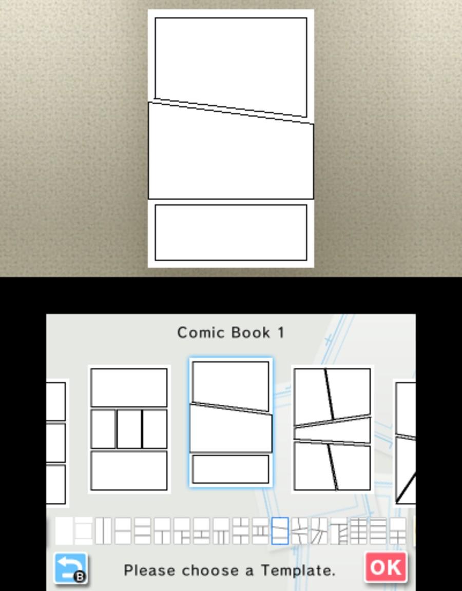 Comic Workshop Screenshot