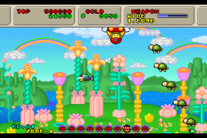 3D Fantasy Zone II W Screenshot