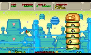 3D Fantasy Zone II W Review - Screenshot 4 of 4