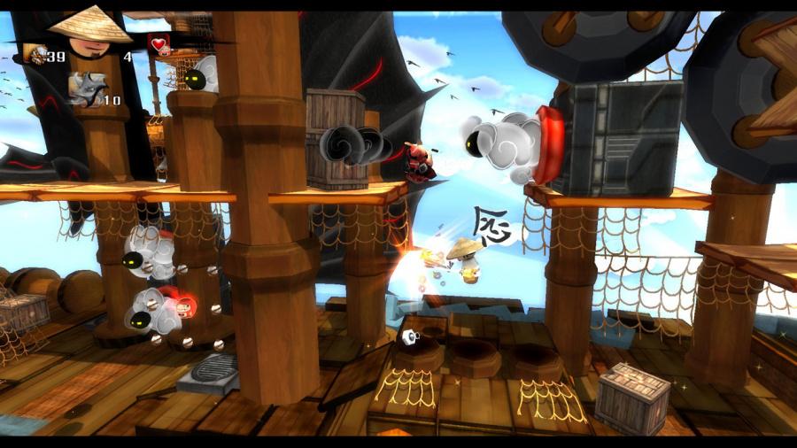Wooden Sen'SeY Review - Screenshot 1 of 3