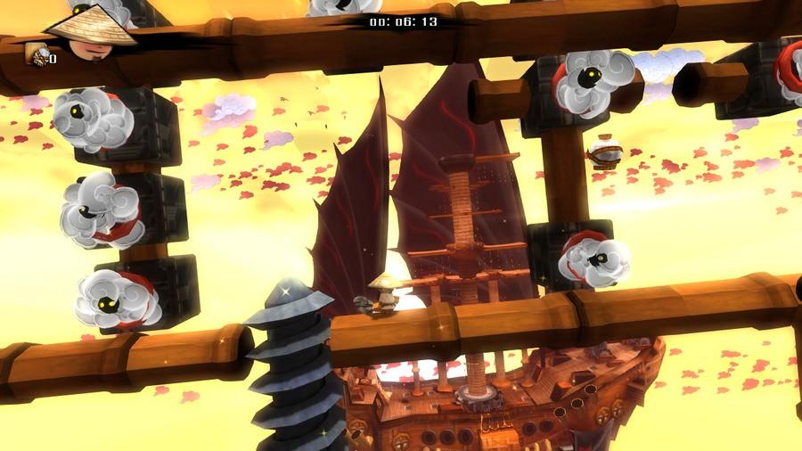 Wooden Sen'SeY Screenshot