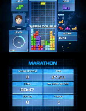 Tetris Ultimate Review - Screenshot 1 of 4