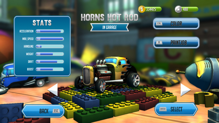 Super Toy Cars Review - Screenshot 1 of 5