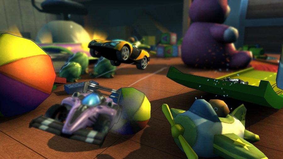 Super Toy Cars Review - Screenshot 3 of 5