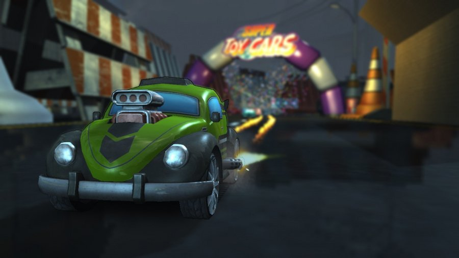 Super Toy Cars Review - Screenshot 4 of 5