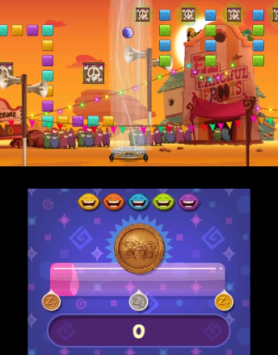 Siesta Fiesta Screenshot
