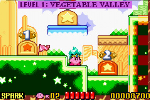 Kirby: Nightmare in Dream Land Review - Screenshot 2 of 4