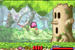 Kirby: Nightmare in Dream Land Review - Screenshot 4 of 4