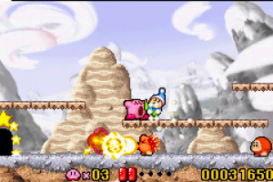 Kirby: Nightmare in Dream Land Review - Screenshot 1 of 4