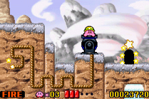 Kirby: Nightmare in Dream Land Review - Screenshot 3 of 4