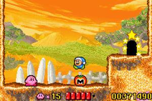 Kirby: Nightmare in Dream Land Screenshot
