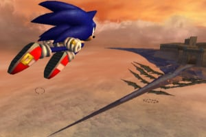 Sonic and the Secret Rings Screenshot