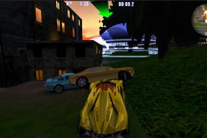Midtown Crazy Race Screenshot