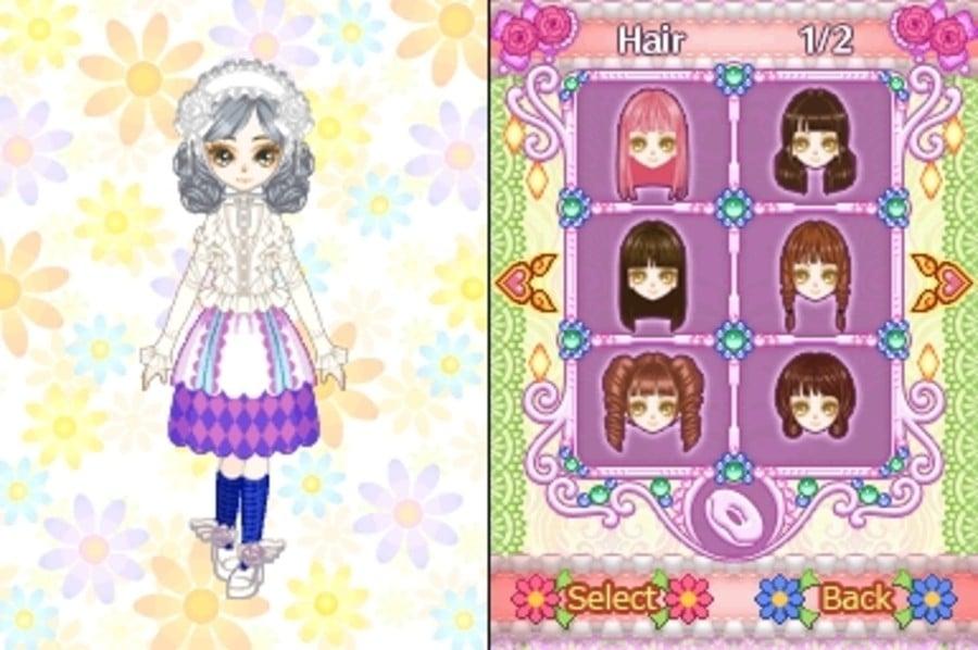 Anne's Doll Studio: Lolita Collection Screenshot