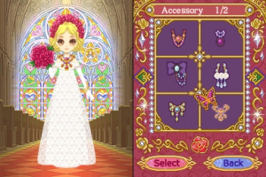 Anne's Doll Studio: Princess Collection Screenshot