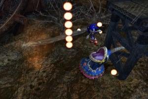 Sonic and the Secret Rings Screenshot