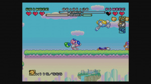 Pop'n TwinBee: Rainbow Bell Adventures Review - Screenshot 2 of 3