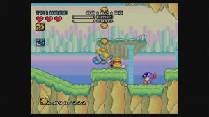 Pop'n TwinBee: Rainbow Bell Adventures Review - Screenshot 1 of 3