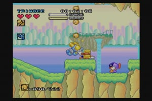 Pop'n TwinBee: Rainbow Bell Adventures Screenshot