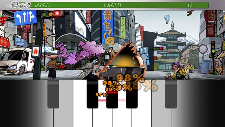 Frederic: Resurrection of Music Review - Screenshot 2 of 3