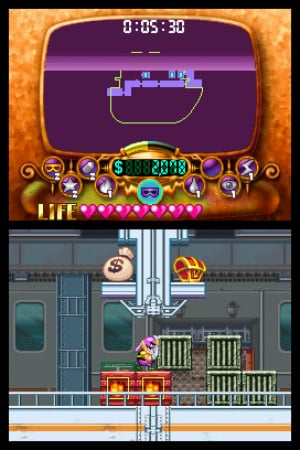 Wario: Master of Disguise Review - Screenshot 2 of 2