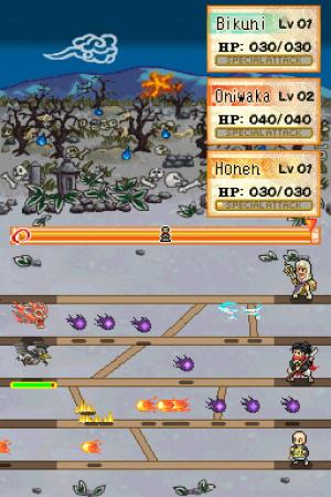 Amida's Path Review - Screenshot 2 of 2