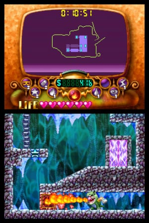 Wario: Master of Disguise Review - Screenshot 2 of 3