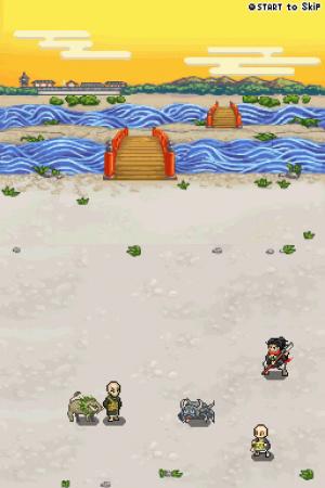 Amida's Path Review - Screenshot 1 of 2