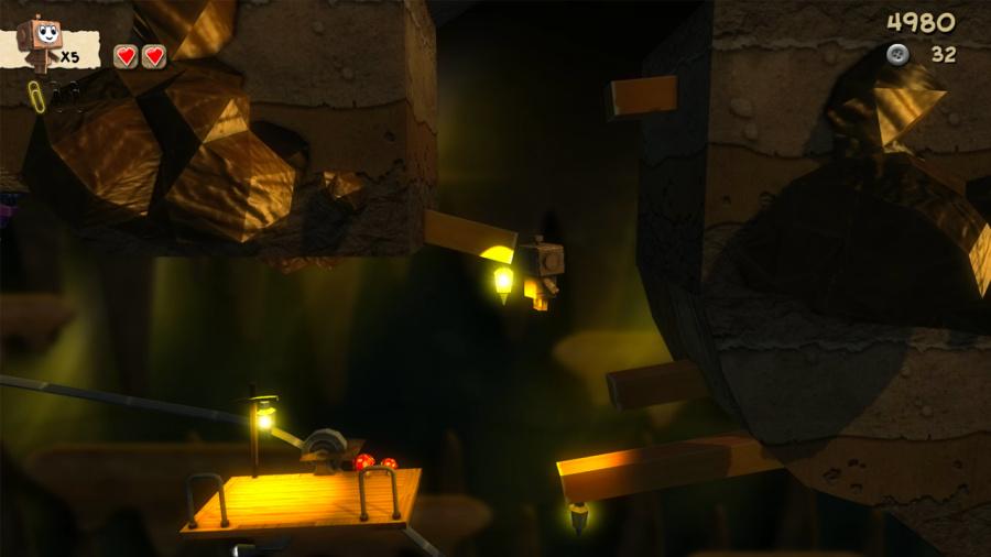 Paper Monsters Recut Review - Screenshot 2 of 3