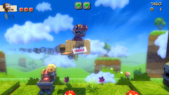 Paper Monsters Recut Screenshot