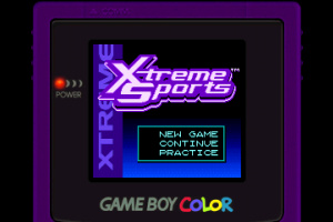 Xtreme Sports Screenshot