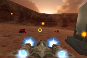 Thorium Wars: Attack of the Skyfighter Screenshot
