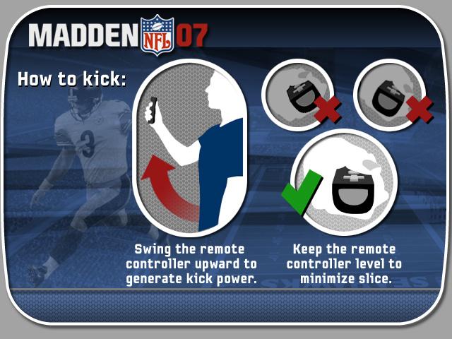 Madden NFL 07 Screenshot