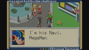 Mega Man Battle Chip Challenge Review - Screenshot 3 of 3