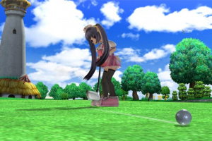 Super Swing Golf PANGYA Screenshot
