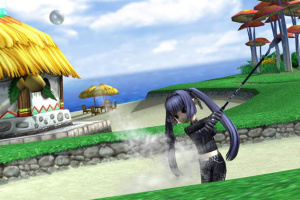 Super Swing Golf PANGYA Screenshot