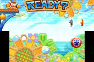 Dedede's Drum Dash Deluxe Screenshot
