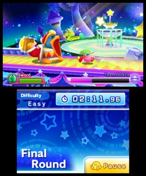 Kirby Fighters Deluxe Review - Screenshot 6 of 7