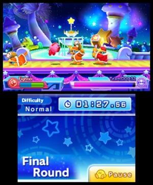 Kirby Fighters Deluxe Review - Screenshot 2 of 7