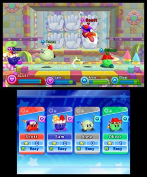 Kirby Fighters Deluxe Review - Screenshot 7 of 7