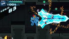 Azure Striker Gunvolt Screenshot