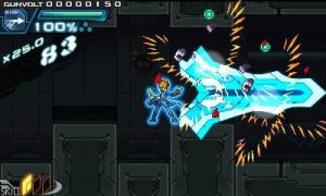 Azure Striker Gunvolt Review - Screenshot 7 of 7